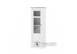 LIONA LM01, vitrína, bílá