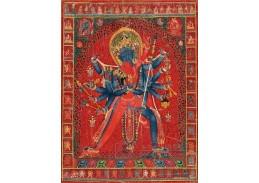 D-8274 Chakrasamvara a manželka Vajravarahi