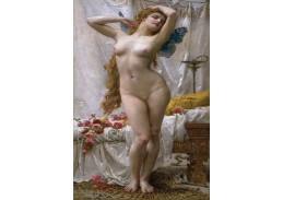 Slavné obrazy X 15 Guillaume Seignac - Probuzená Psyché