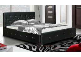 LUBNICE IV, čalouněná postel 160x200cm, výběr čalounění