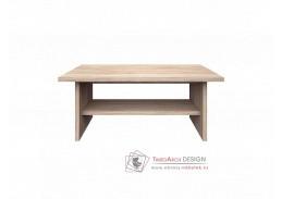 Konferenční stolek 120x50,5x60cm NORTY dub sonoma
