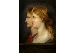 D-8024 Peter Paul Rubens - Agrippina a Germanicus
