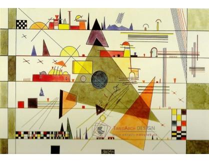 Obraz Vasilij Kandinskij VVK 69