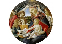 A-91 Sandro Botticelli - Madonna Magnificat