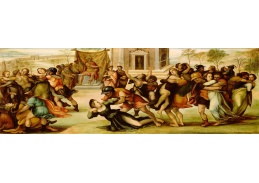 D-8440 Girolamo del Pacchia - Únos žen Sabiny