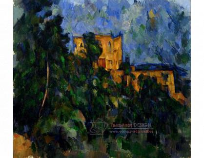 VR10-57 Paul Cézanne - Chateau Noir