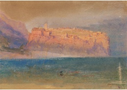 D-6245 Joseph Mallord William Turner - Korsika