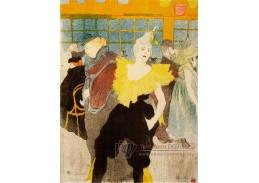 A-226 Henri Toulose-Lautrec - Cha U-Kao v Moulin Rouge