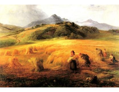 VANG246 John MacWhirter - Sklízeň v Arran