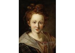 DDSO-2729 Hans von Aachen - Portrét mladé ženy