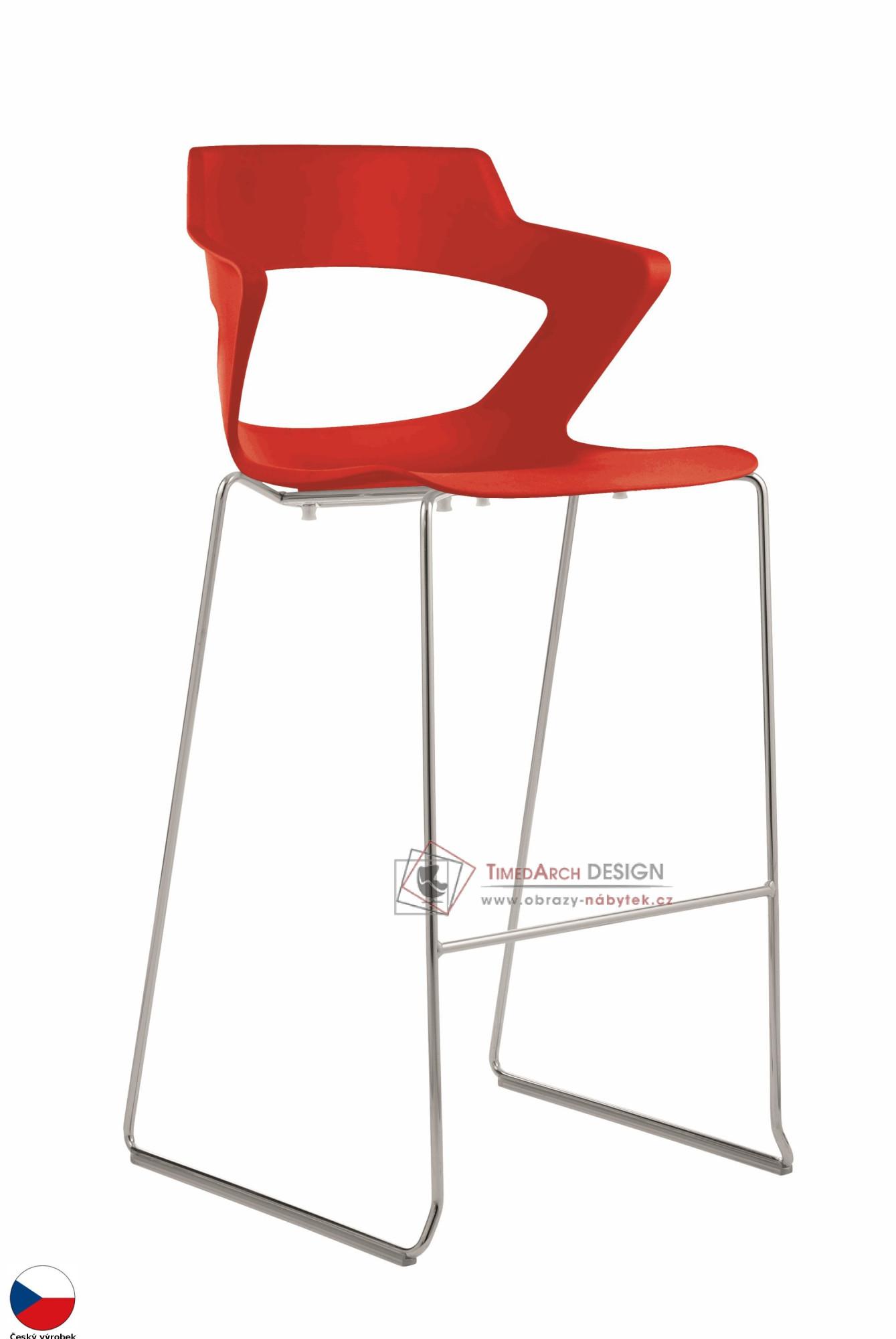 AOKI 2160/SB PC barová židle