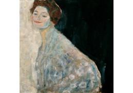 D-8298 Gustav Klimt - Dáma v bílém