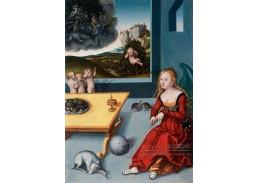 VlCR-05 Lucas Cranach - Melancholie