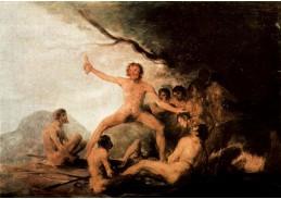 D-6282 Francisco de Goya - Kanibalové