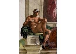 A-69 Michelangelo Buonarroti - Nahé mládí