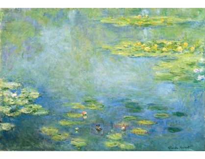 VCM 183 Claude Monet - Lekníny