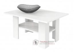 AGA H43, konferenční stolek, bílá
