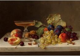 A-1318 Emilie Preyer - Letní ovoce a šampaňské