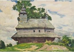D-5565 Antonín Hudeček - Kostel ve Smeredevu