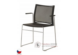 Jednací židle WEB WB 950.110