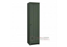 PROVANCE S1D, skříň, zelená