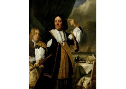 DDSO-2357 Bartholomeus van der Helst - Portrét Aerta van Nes