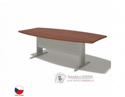 BERLIN, jednací stůl 240x120x74 cm, B202