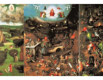 D-8947 Hieronymus Bosch - Poslední soud