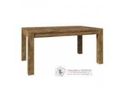 NEVADA ST 160, jídelní stůl 160x77x90cm, dub lefkas