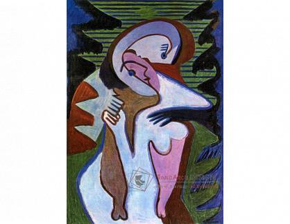 VELK 40 Ernst Ludwig Kirchner - Milenci