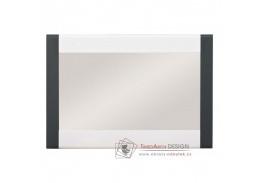 NAOMI NA 10, zrcadlo, grafit / bílý lesk
