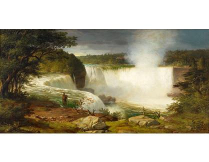 D-8408 Thomas Prichard Rossiter - Niagarské vodopády