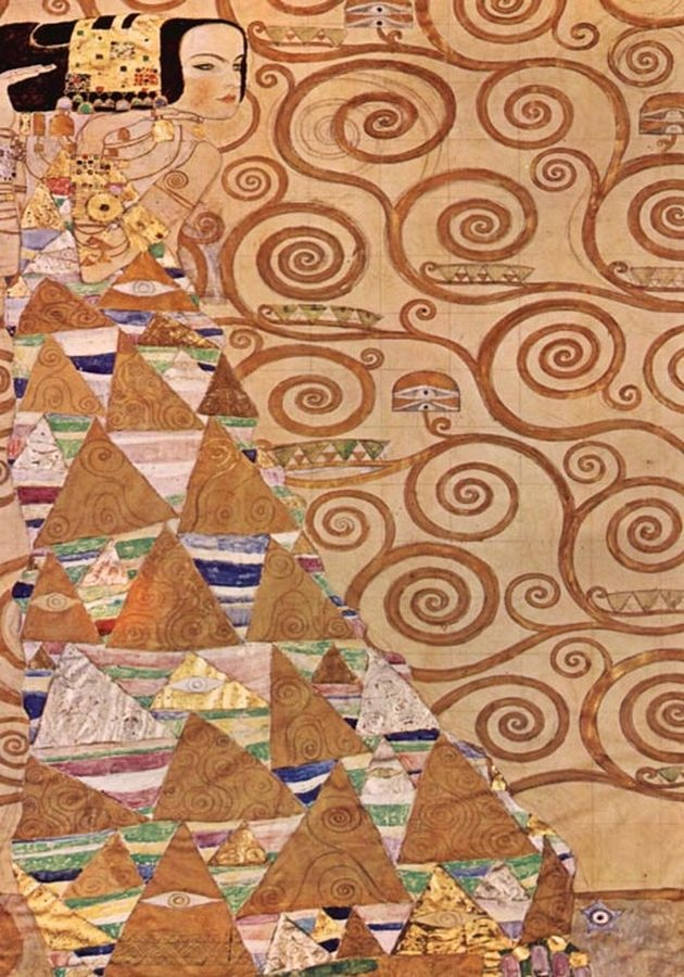 R3-14 Gustav Klimt - Očekávání