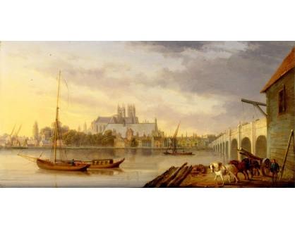 VP439 William Anderson - Pohled na Westminster Bridge