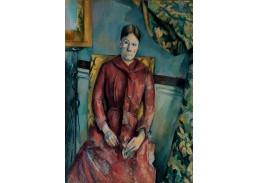 KO V-481 Paul Cézanne - Madame Cézanne
