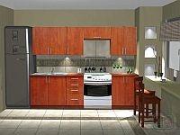Kuchyň NORA hruška