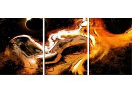Obraz - Triptych 3D-6169