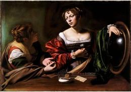 VCAR 07 Caravaggio - Marta a Marie Magdaléna