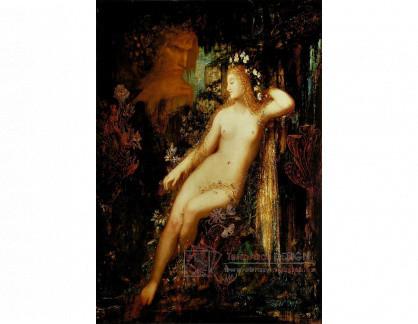 VF291 Gustave Moreau - Galatee