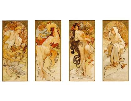 VAM51 Alfons Mucha - Kompilace 5