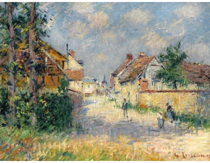 KO III-164 Gustave Loiseau - Ulice Saint-Cyr-Du-Vaudreuil
