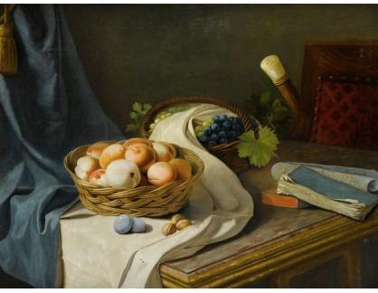 KO III-349 Pierre-Charles Duvivier - Zátiší s ovocem