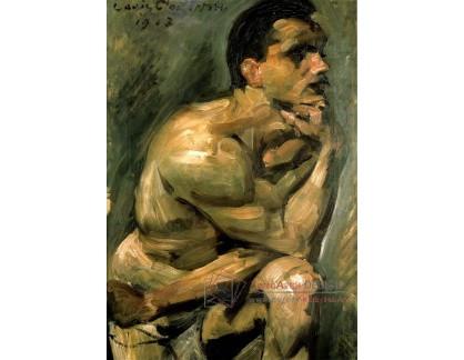 VLC 90 Lovis Corinth - Mužský akt