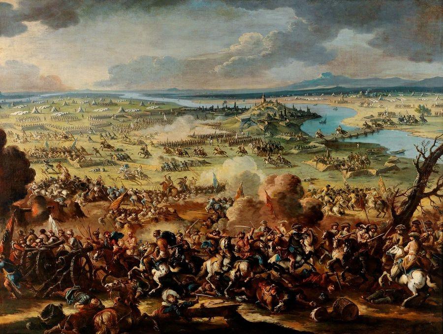DDSO-2241 Antonio Calza - Bitva o Bělehrad