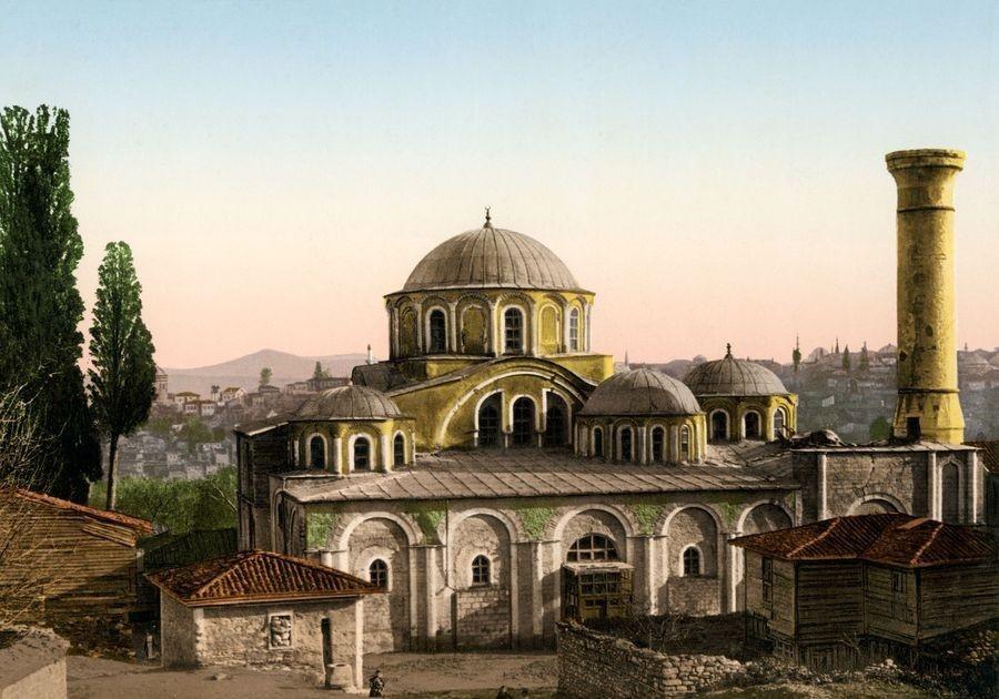 Fotochrom VF 108 Constantinopol, Turecko
