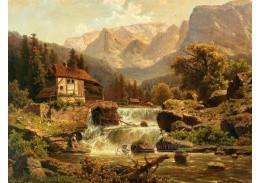 D-9770 Josef Thoma - V Hochgebirge