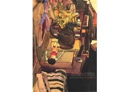 VES 210 Egon Schiele - Malířský ateliér