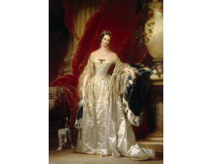VANG72 Christina Robertson - Císařovna Alexandra Fjodorovna
