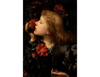 VANG74 George Frederic Watts - Alice