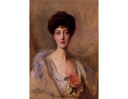 VANG129 Philip Alexius de László - Princezna Victoria Alexandra Olga Marie z Walesu